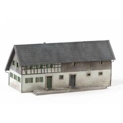 MBZ 16068 Z Bauernhaus mit Stall