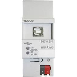 Theben KNX 9070397 USB-KNX-Schnittstelle Schnittstelle USB KNX