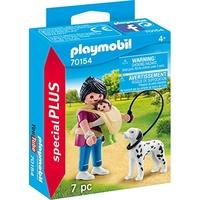 Playmobil Special Plus Mama mit Baby und Hund (70154)