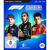 F1 2021 Xbox Series X,