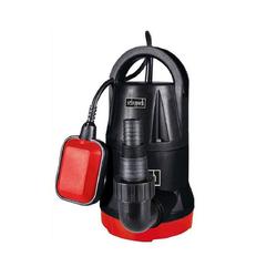 Scheppach Tauchpumpe Scheppach SBP250 Tauchpumpe von sauberem Wasser 6500 L/h mit Schwimmerschalter