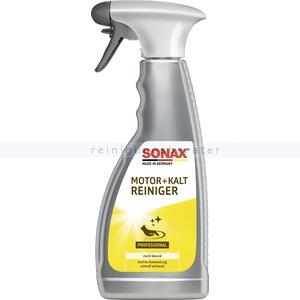 Motorenreiniger SONAX Motor- & KaltReiniger 500 ml 0,5 Liter PET-Flasche mit Sprühpistole