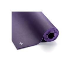 yogabox Yogamatte Naturkautschukmatte KURMA GECO 6 mm lila 66 cm x 185 cm x 0.6 cm