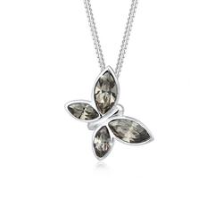 Elli Collierkettchen Schmetterling aus Kristalle