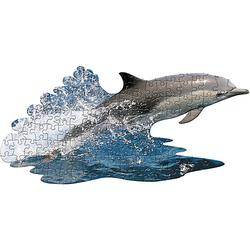 Shape Puzzle Junior Delfin 100 Teile