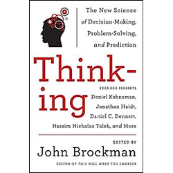 Thinking. John Brockman  - Buch