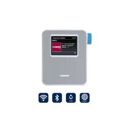 Blaupunkt PIB 100 WH Radio (Internetradio, Internetradio, Internetradio, 2 W, Internet Steckdosenradio mit Bluetooth Streaming)