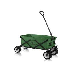 SAMAX Bollerwagen Faltbarer Bollerwagen Offroad - Grün
