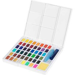 FABER-CASTELL Aquarellfarben farbsortiert