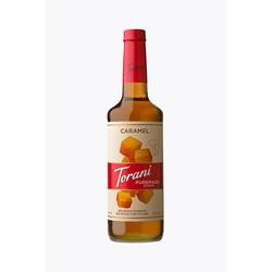 Torani Puremade Sirup Caramel 750ml