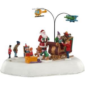 Lemax  / Weihnachtsdorf / Weihnachtsfiguren 04715,04723