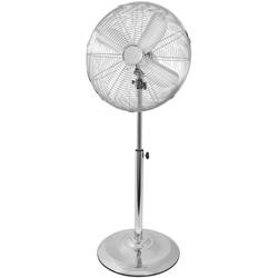 KLARBACH Standventilator Klarbach Ventilator VS 36001ch Chrom Edelstahl Standventilator 40cm