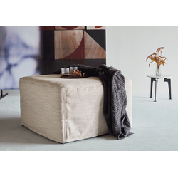 Innovation Thyra Schlafhocker Paprika Elegance 506 - Gästebett