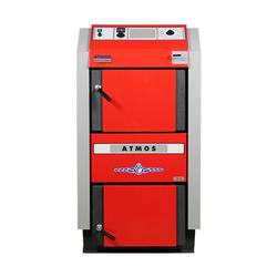 ATMOS GS40 Scheitholzvergaser Holzvergaserkessel | 40 kW