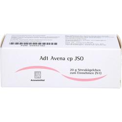 JSO Ad 1 Avena cp Globuli 20 g