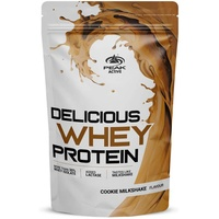Peak Performance Delicious Whey Protein White Chocolate Strawberry Pulver 1000 g