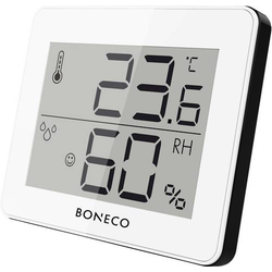 Boneco Thermo-Hygrometer Luftqualitätsmessgerät 2St.