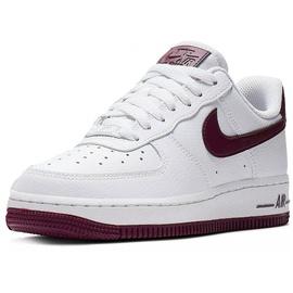 Nike Wmns Air Force 1 '07 Patent white bordeaux, 38.5 ab 99