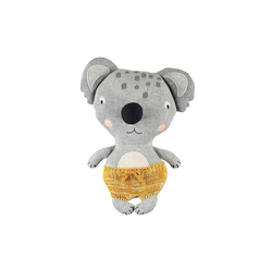 OYOY Kuscheltier Darling Cushion Stofftier Baby Koala - 20 cm x 26 cm