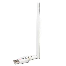 Octagon 300Mbit/s WL038 USB Wlan Stick mit Antenne Weiß