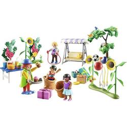 Playmobil® Dollhouse Kindergeburtstag mit Clown 70212