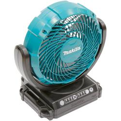 MAKITA Ventilator CF101DZ, 12 V, ohne Akku und Ladegerät blau
