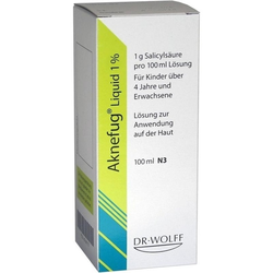 Aknefug-Liquid 1%