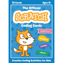 Scratch Coding Cards: Scratch 3