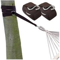eyepower XXL Befestigung für Hängematte an Bäumen 6,4 Meter bis 250 kg