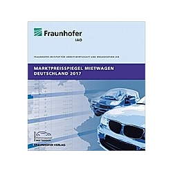 Marktpreisspiegel Mietwagen Deutschland 2017. - Buch