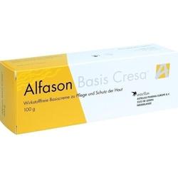 ALFASON Basis CreSa Creme 100 g