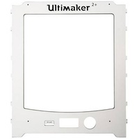 Ultimaker Front Panel UM2 Ext + Front Panel UM2 Ext