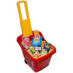 Tanner - Der kleine Kaufmann - Einkaufstrolley mit Zubehör