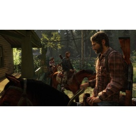 The Last of Us: Remastered (PEGI) (PS4)