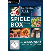 Spielebox Deluxe für Windows 10 (USK) (PC)