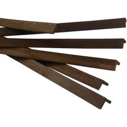 My Wood Wall Sockelleiste Java, L: 120 cm, H: 2 cm, 6-St.