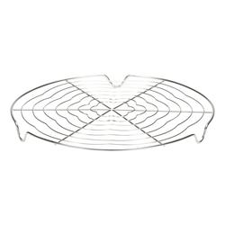 Patisse Kuchenausdünster Abkühlgitter Tortenkühler Edelstahl 32cm