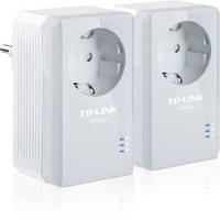TP-LINK Technologies AV500 Powerline Adapter Kit TL-PA4010PKIT 500Mbps (2 Adapter)