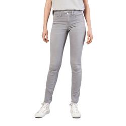 Mac Dream Skinny Jeans in Upcoming Grey Wash-D44 / L30 Grau D44 / L30