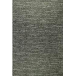 Kapstadt Uni meliert (Grün; 155 x 230 cm)