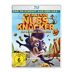 Operation: Nussknacker - 3D-Version - DVD  Filme