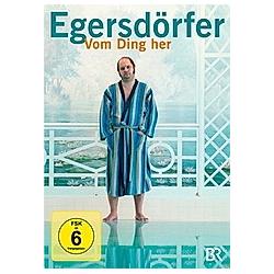 Matthias Egersdörfer - Vom Ding her - DVD  Filme