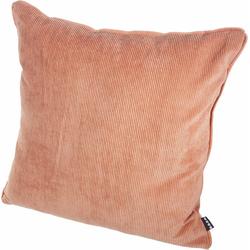H.O.C.K. Dekokissen Vandel rosa 1x 50x50 cm