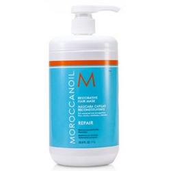 MoroccanOil Restorative Hair Mask 1l, MHD. 08/2020