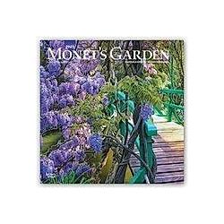 Monet's Garden - Monets Garten 2021 - 16-Monatskalender