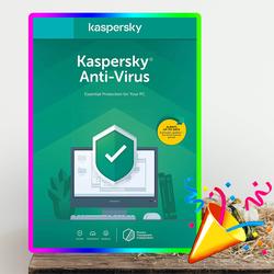 Kaspersky Antivirus 2020 / 2021 -1 PC 1 Jahr