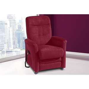 sit&more TV-Sessel rot Fernsehsessel und Sessel