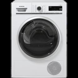 Siemens iQ700 WT47W5W0 Wärmepumpentrockner - Weiß