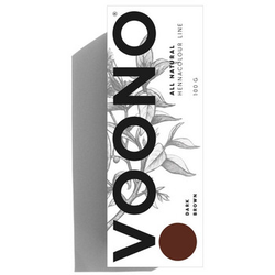Voono Henna 100g, dark brown