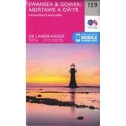 Swansea & Gower Carmarthen 1 : 50 000